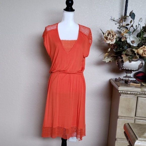 Clothing, Shoes & Accessories Maternity Dress By Attention Size L